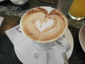 Don't forget to stop for some cappuccinos and enjoy the view :)